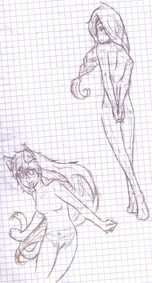 Tas de dessins