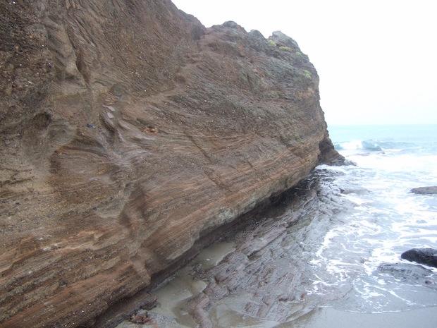 - Sète 14 - 4 : L'évolution du Mont St Loup et la plage de la Grande Conque -