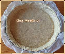 Tarte aux Reines-claudes (Version 2)