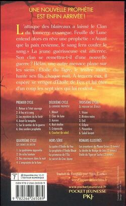 Chronique du roman {La guerre des clans - Coucher de soleil}