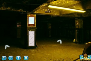 Jouer à Abandoned basement escape