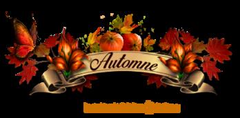 Tendre journée d'automne