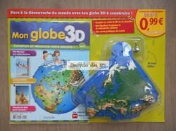 N° 1 Mon globe 3D - Lancement national