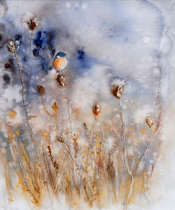 Yves Fagnart,  の水彩画,Belgische, fauna, 水彩画,schilder ,Aquarelles,  акварели,Nature, Aquareliste, belge, Yves Fagniart, Aquarelles nature, Nature Watercolors, Art animalier et paysager, MONS 2015, Grand Huit Havré - Obourg,aquareliste,MONS 2015, Grand Huit Havré - Obourg - Saint-Denis