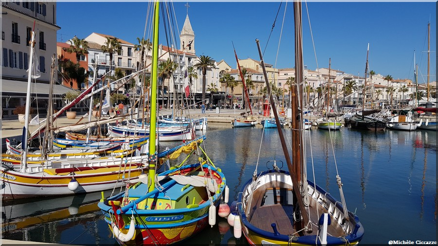 Sanary sur mer (83 Var) : Les pointus