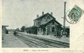 Le train pour vous rendre à Hénonville