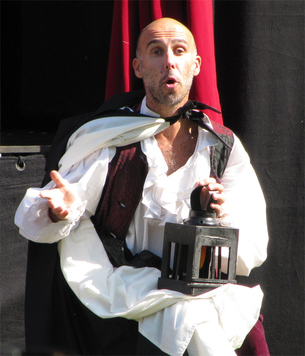 Molière dans le pré… Du bonheur, de l'humour…