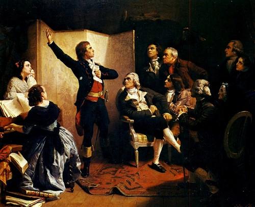 10 mai 1760 : naissance de Claude Joseph Rouget de Lisle