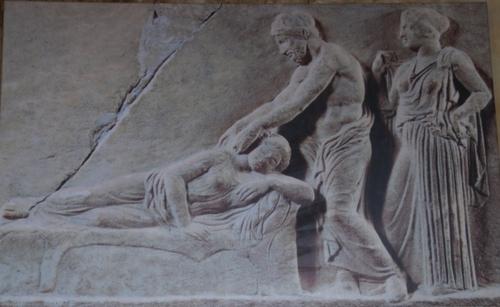 Se soigner à Épidaure.