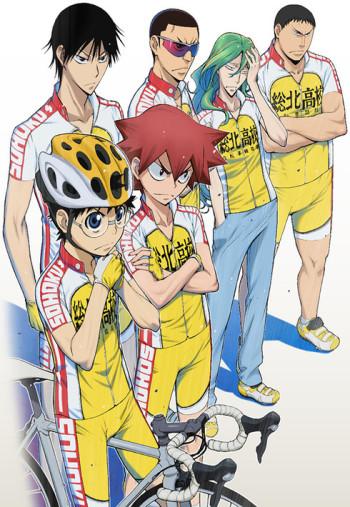 مترجم Yowamushi Pedal انمي