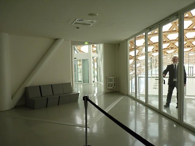 Centre Pompidou Metz 3 balcons 15 06 2010