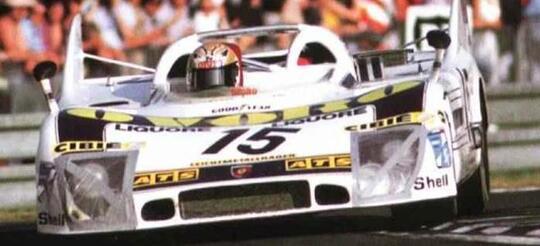 Porsche 908 Le Mans (1974-1981)