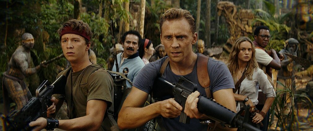 [Test Blu-ray] Kong : Skull Island