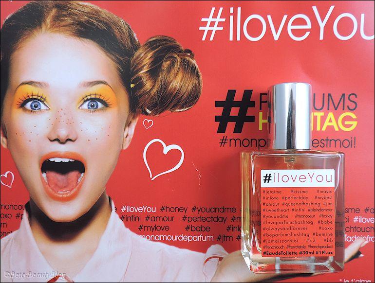 Parfum #hashtag deuxième opus