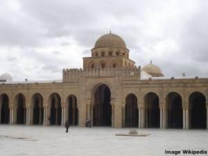 Mosquée Kairouan p300