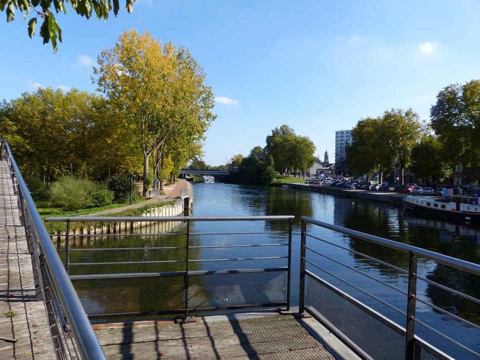 Octobre à Amiens