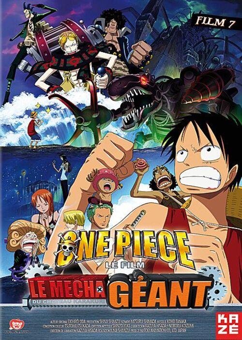 One Piece 7: Le Mécha Géant du Château Karakuri