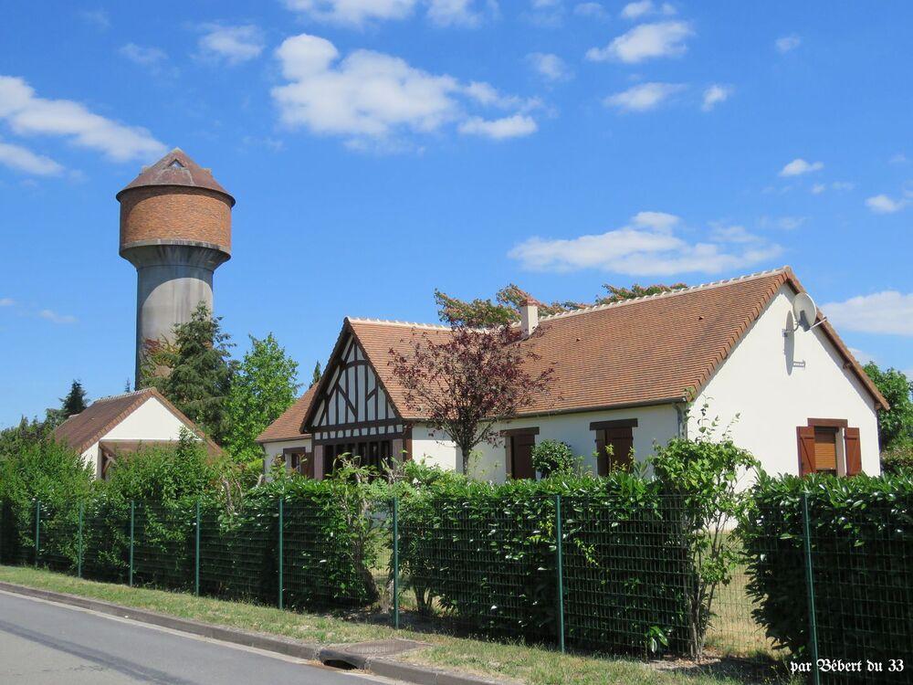 Chaumont sur Tharonne