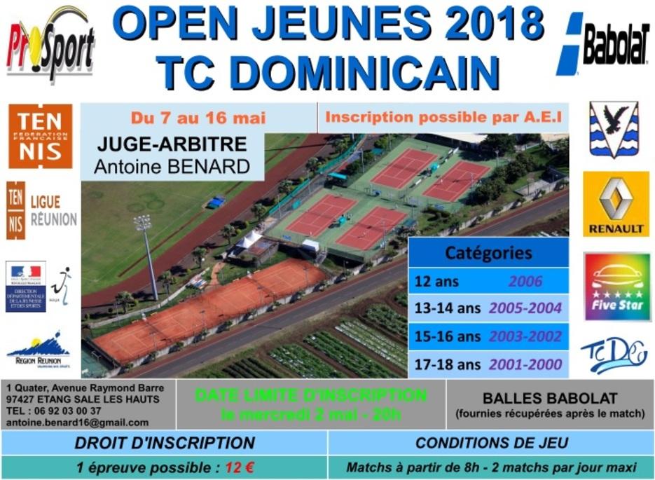 TC Dominicain, Jeunes