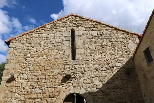 Le prieuré de la Poraire....