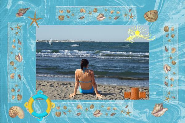 vacances: bronzette