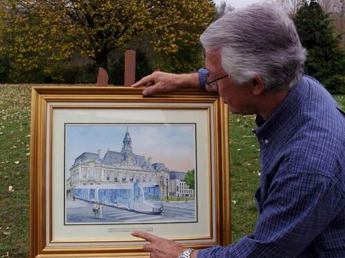 40 ans de peinture - 1970 - 2010 -