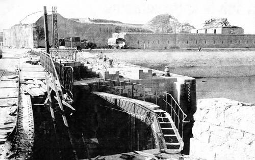 Le fort Risban a perdu le mur qui l'entourait