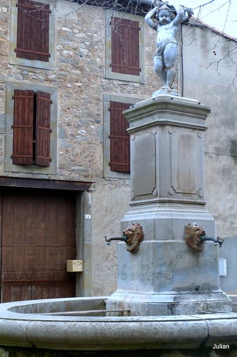 Fontaine de Villegly