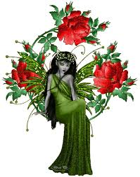 """Résultat de recherche d'images pour """"gifs animés roses fleurs"""""""
