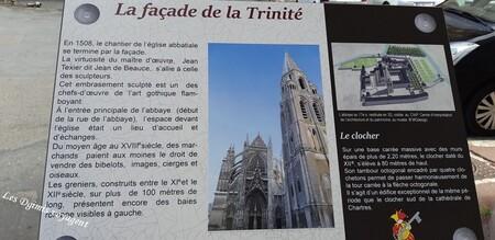 Vendôme .3 Abbatiale de la Trinité