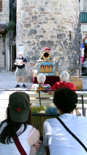 Dans les rues de Rocamadour