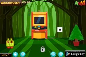 Jouer à Avm Escape Special - GreenBob