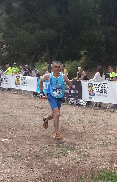 - Trail des eaux vives 08/05/2014