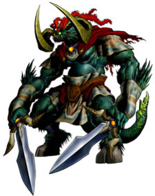 Ganon, the Great Demon King - <i>Ocarina of Time 3D</i>