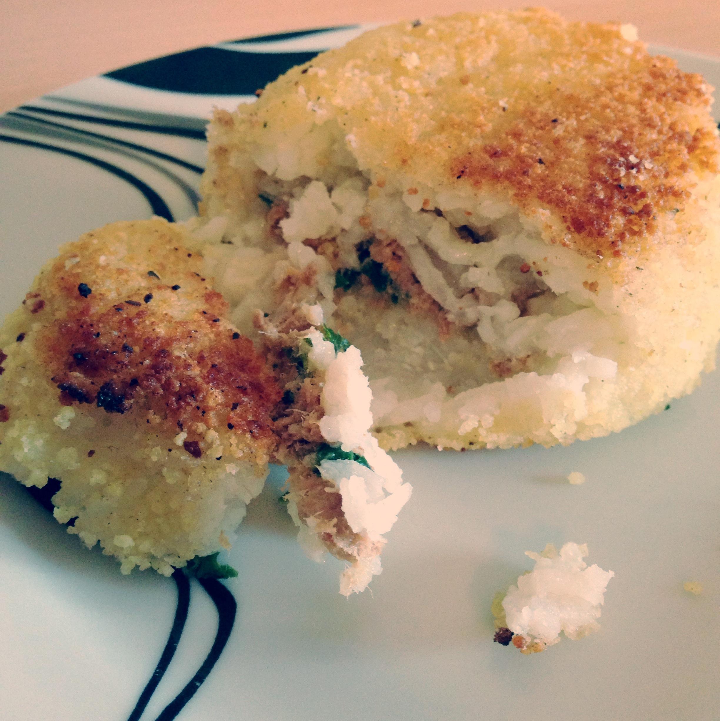 Cuisiner Les Restes Arancini De Riz Au Thon Wonder Mum En A - Cuisiner du thon