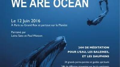 24h de méditation pour l'océan..