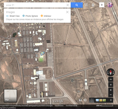 Easter Egg - Google Earth