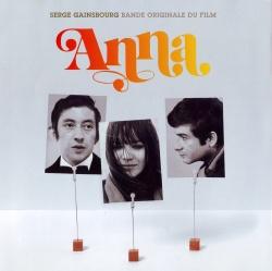SERGE GAINSBOURG - Anna [Soundtrack]