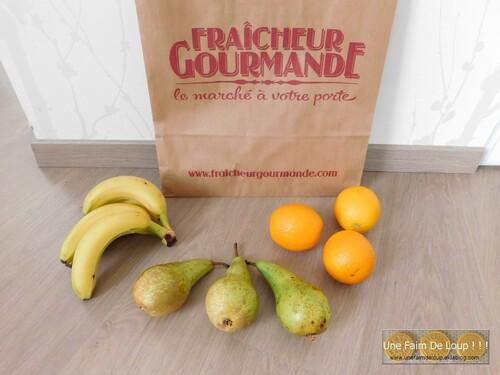 """Découverte du panier """"Fraîcheur Gourmande"""" (région 21/71)"""