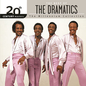 DRAMATICS - Whatcha see is Whatcha Get (1971)  (Hits)