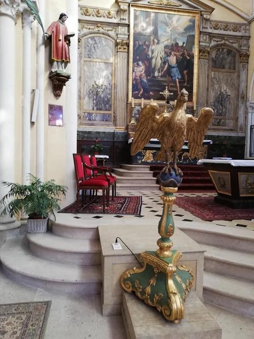 journée du patrimoine - Eglise st Etienne brie comte robert