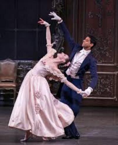 dance ballet waltz ballet dancers