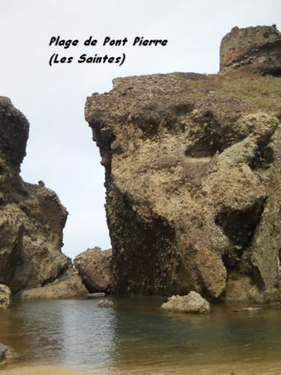 Les Saintes - plage de Pont Pierre (25)