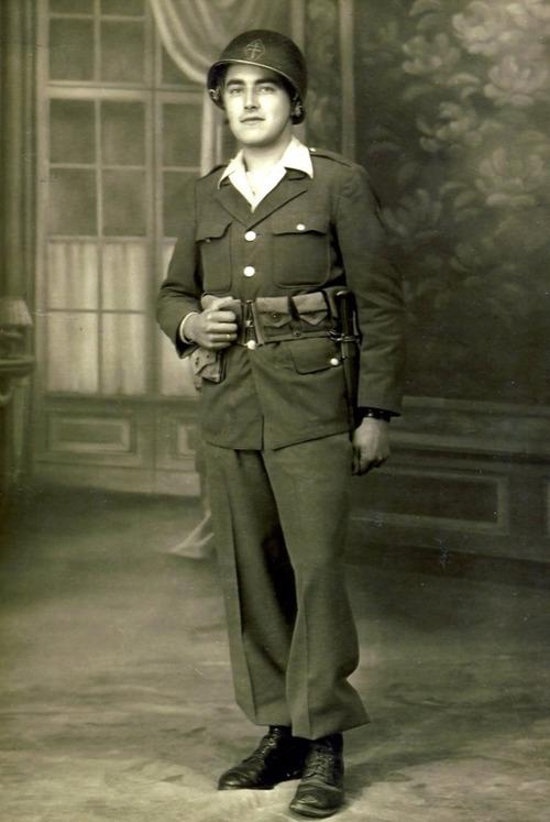 * Trésor d'archives - Témoignage du soldat de 1re classe Robert MELLON.