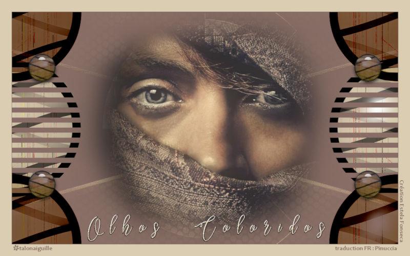 *** Olhos Coloridosa ***