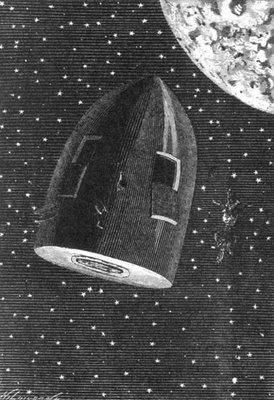 De la Terre à la Lune - Extraits et citations