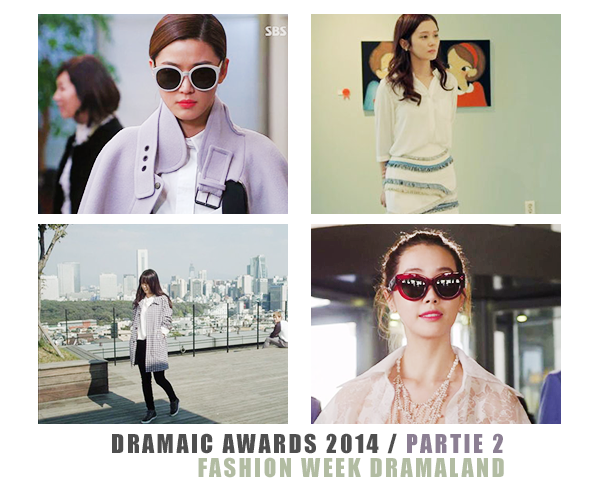 Les DRAMAIC AWARDS 2014 / PARTIE 2