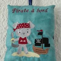 Pirate à bord