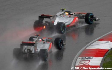 F1 - Herbert voit Hamilton et Button se battre pour le titre