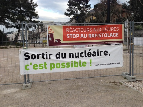 Commémorations Fukushima - Tchernobyl